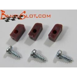 Accesorios fijación soporte motor triangular NSR (3)