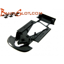 Chasis Mosler MT900-R EVO4 standard negro NSR