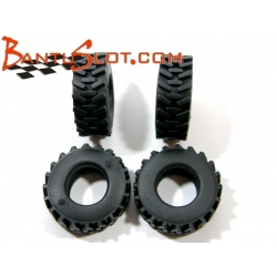 Neumáticos Raid 28 x 10 mm Traction Mitoos (4)