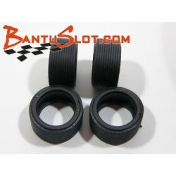 Neumático rayado 19X10 mm Mitoos (4)