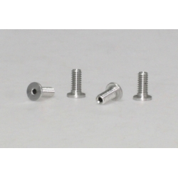 Tornillos 5 mm M2 Body Floating System para Chasis RT-3 SC (4)