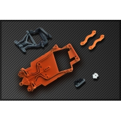 Kit chasis AW Orange AM DBR9 Black Arrow