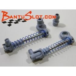 Amortiguadores regulables eje metal rótula L Mitoos (2)