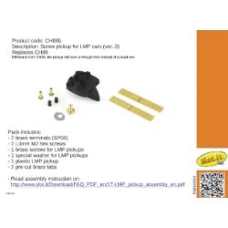 Guía LMP con tornillo Rev. 3 Slot.it