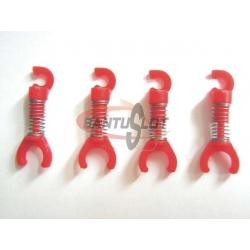 Amortiguador Proshock blando (rojo) Ninco
