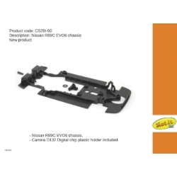Chasis Nissan R89C EVO-6 Slot.it