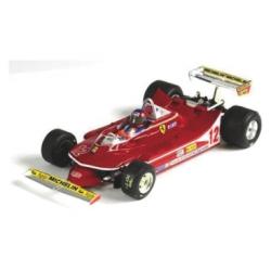 Ferrari F1 312 T4 1o GP Canada 1979 - Gilles Villeneuve SRC