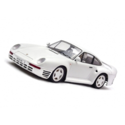 Porsche 959 Street Car black MSC
