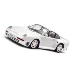 Porsche 959 Street Car negro MSC