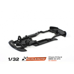 Chasis R para Spyker C8R duro negro Scaleauto