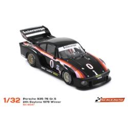 Porsche 935-77 Silverstone 1977 N1 Martini Scaleauto