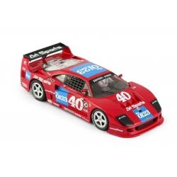 Ferrari F40 IMSA GTO Road America 1990 N40 Jean-Pierre Jabouille Policar