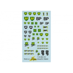 Calcas BP Virages
