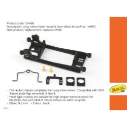 Soporte motor H.R.S. motor Boxer y Flat en línea rígido Slot.it