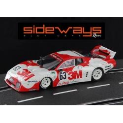 Ferrari 512BB N63 3M 24H. LeMans 1979 Racer Sideways