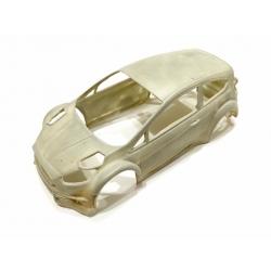 Carrocería Ford Fiesta R5 Evo 1/24 resina M-Slot
