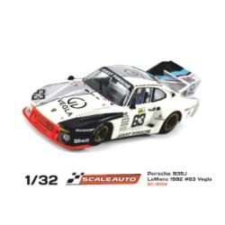 Porsche 935-J Vegla Le Mans 1982 N65 Scaleauto