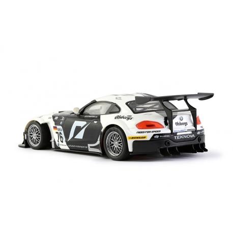 BMW Z4 GT3 E89 Black White FIA GT3 European Championship 2010 NSR *Defective*