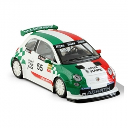 Fiat Abarth 500 Asetto Corse Italy NSR *Defective*