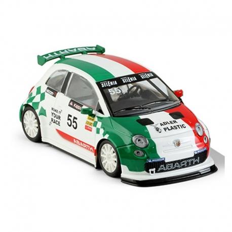 Fiat Abarth 500 Asetto Corse Italy NSR *Defective*