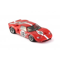 Ford GT40 n.18 Le Mans 1967 Slot.it