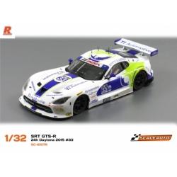 Dodge Viper SRT GTS-R - Versión Racing AW - N33 Daytona 2015 Scaleauto