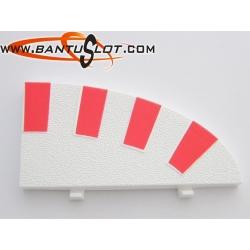 Borde recta de cierre izquierdo Ninco (unidad)