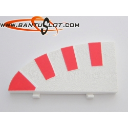 Borde recta de cierre derecho Ninco (unidad)