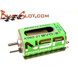Motor King EVO/2 21K efecto magnético NSR