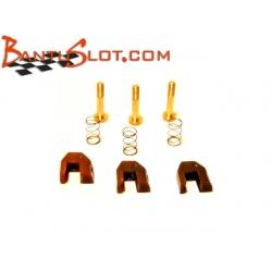Suspensión dura para soporte motor triangular NSR (3)