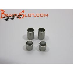 Protector tetón carrocería 4.5 mm Sloting Plus (2+2)