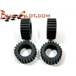 Neumáticos Raid 23 x 9 mm ProTrac Mitoos (4)