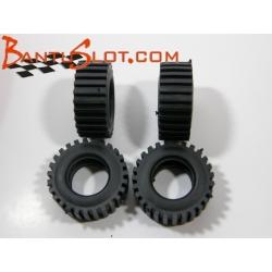Neumáticos Raid 26 x 10 mm ProTrac Mitoos (4)