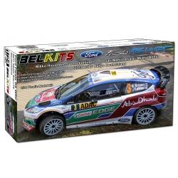 Ford Fiesta RS WRC ADAC Rallye Deutschland 2011