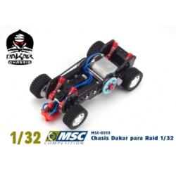 Chasis Dakar MSC