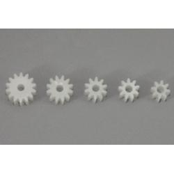 Piñones 8,9,10,12,14 dientes M50 nylon Scaleauto