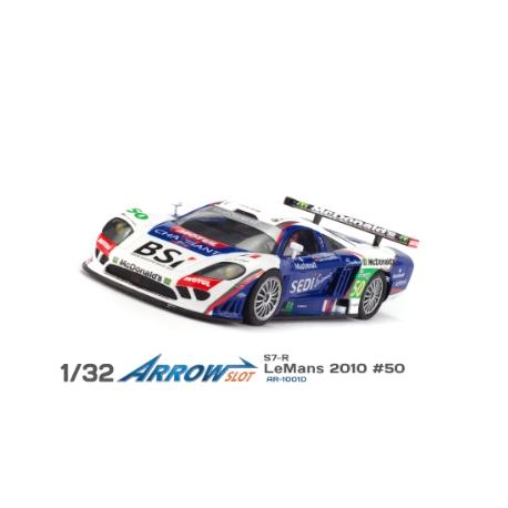Saleen S7-R LeMans 2010 #50 Arrow Slot