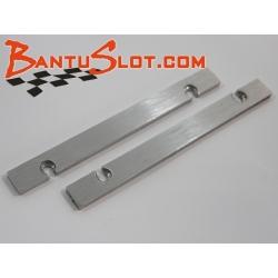 Soportes carrocería anclaje simple 7 mm. APO Racing