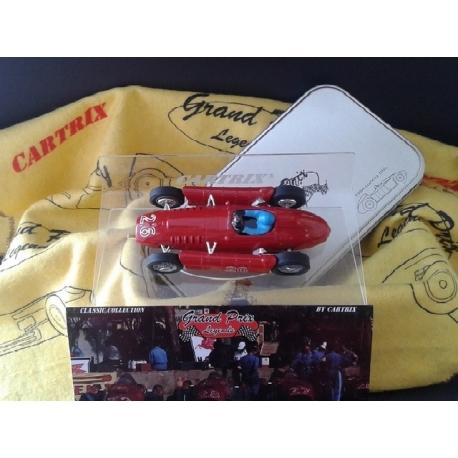 Lancia D50 Alberto Ascari #26 1955 Cartrix