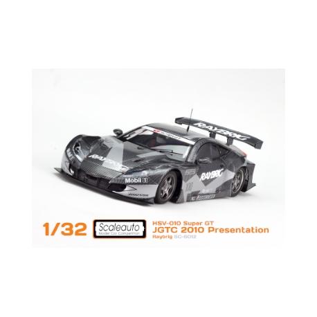 HSV-010 Super GT Raybrig Carbon Edition Scaleauto