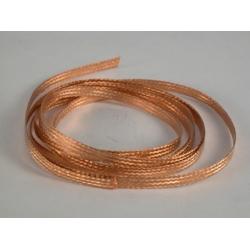 Rollo de 1 m. trencilla cobre extrafino 0.16 mm MB