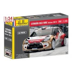 Citroen DS3 WRC 2013 Heller