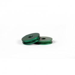 Polea aluminio 10 mm diámetro eje 2.38 mm 0132 (2)