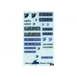 Calcas Gauloises Virages