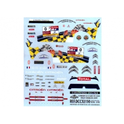 Calca VW Polo R WRC Ogier N1 1/32 Colorado Decals