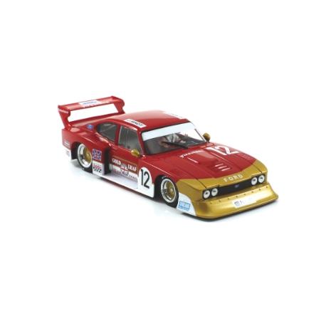 Ford Capri Zakspeed Gr.5 DRM 1982 1 Jagermeister Racer