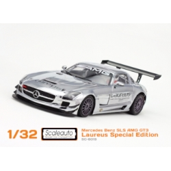 Mercedes SLS GT3 AMG GT3 Nurburgring 2011 N15 Scaleauto