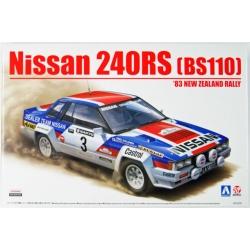 Kit 1/24 Toyota TA64 Celica 85 Safari Rally Winner Aoshima