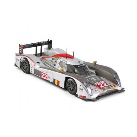 Lola Aston Martin DBR1-2 N009 24H Le Mans 2009 Gulf Slot.it