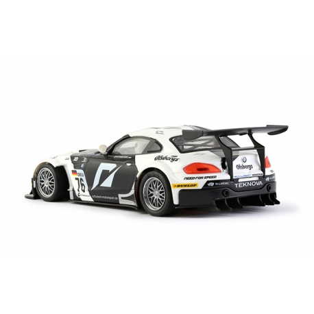 BMW Z4 GT3 E89 Black White FIA GT3 European Championship 2010 NSR *Defective*